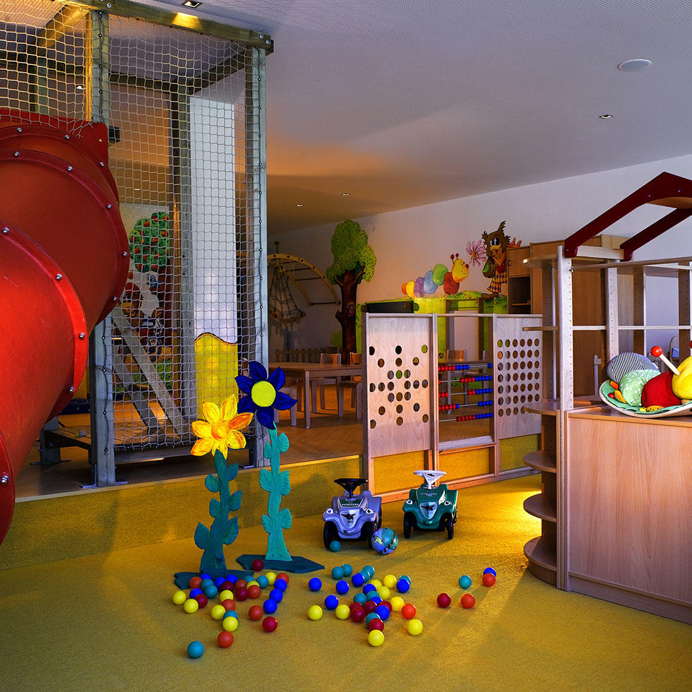 Kids area at Falkensteiner Hotel & Spa Carinzia