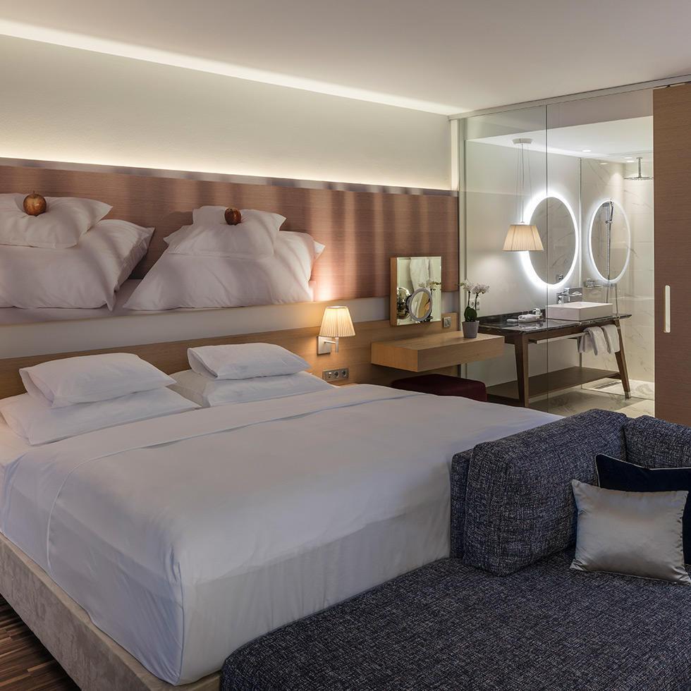 Deluxe Room at Falkensteiner Balance Resort Stegersbach