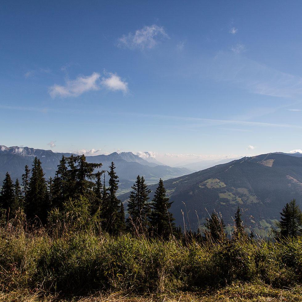 Hiking at Falkensteiner Hotel Schladming