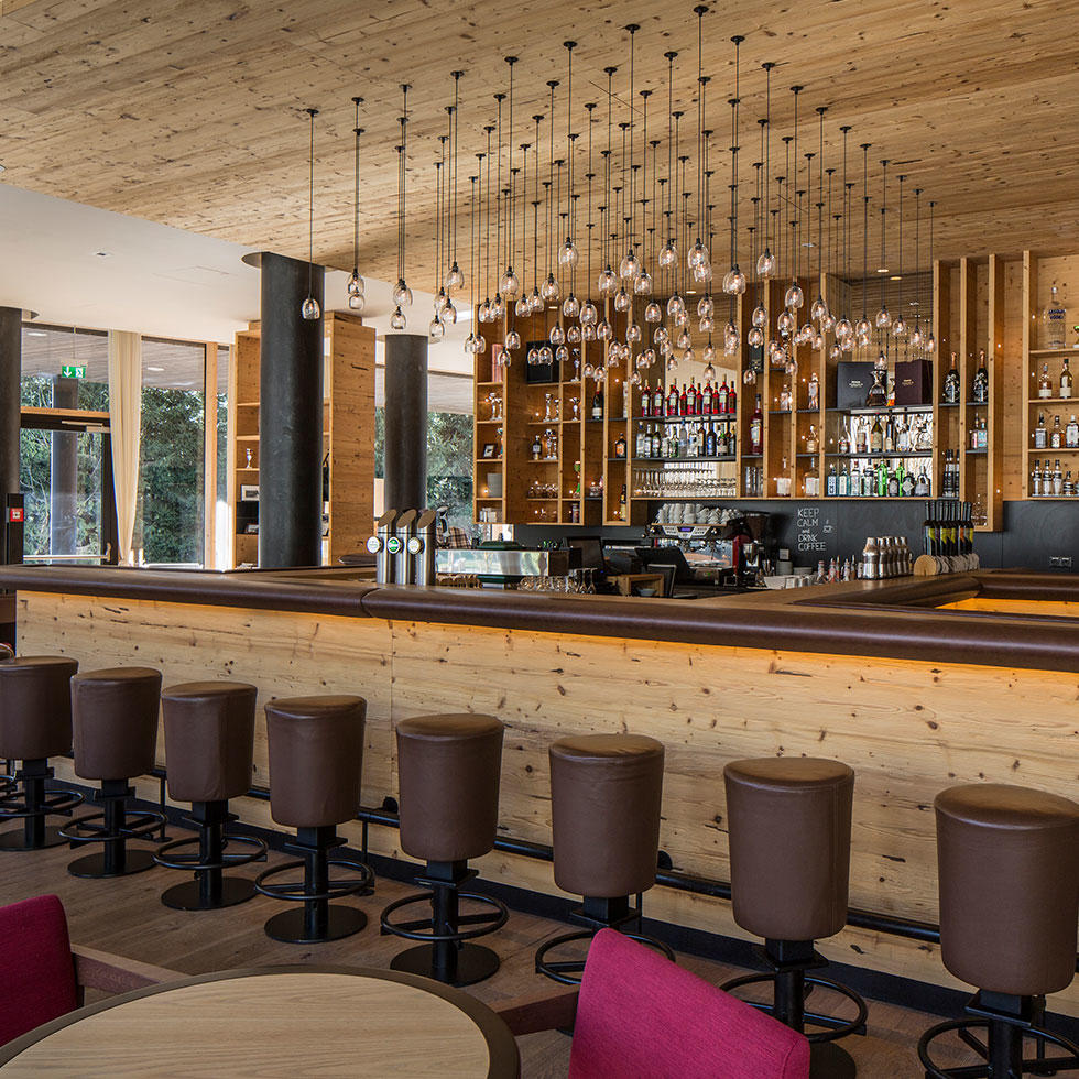 Bar at Falkensteiner Hotel Schladming