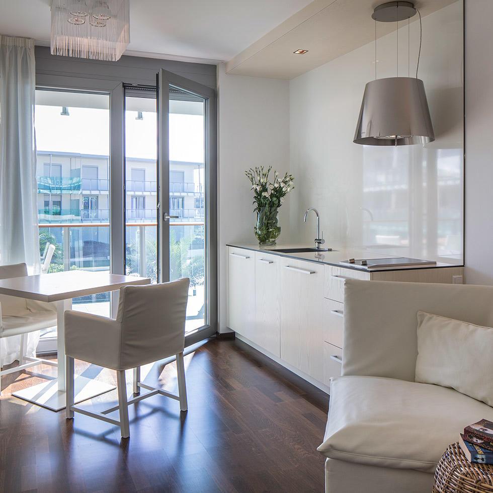 Apartment at Falkensteiner Premium Apartments Senia