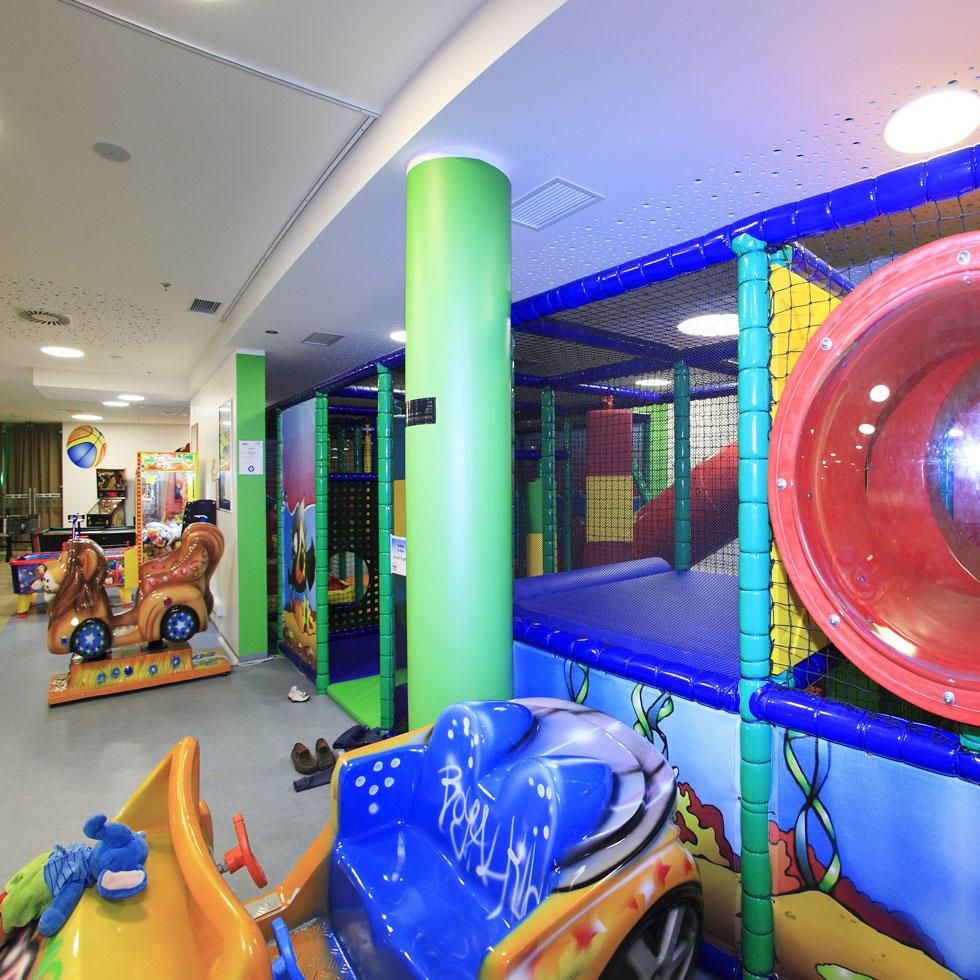 Kids area at Falkensteiner Family Hotel Diadora