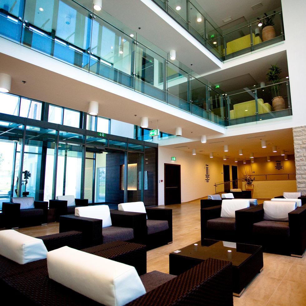 Lobby at Falkensteiner Family Hotel Diadora