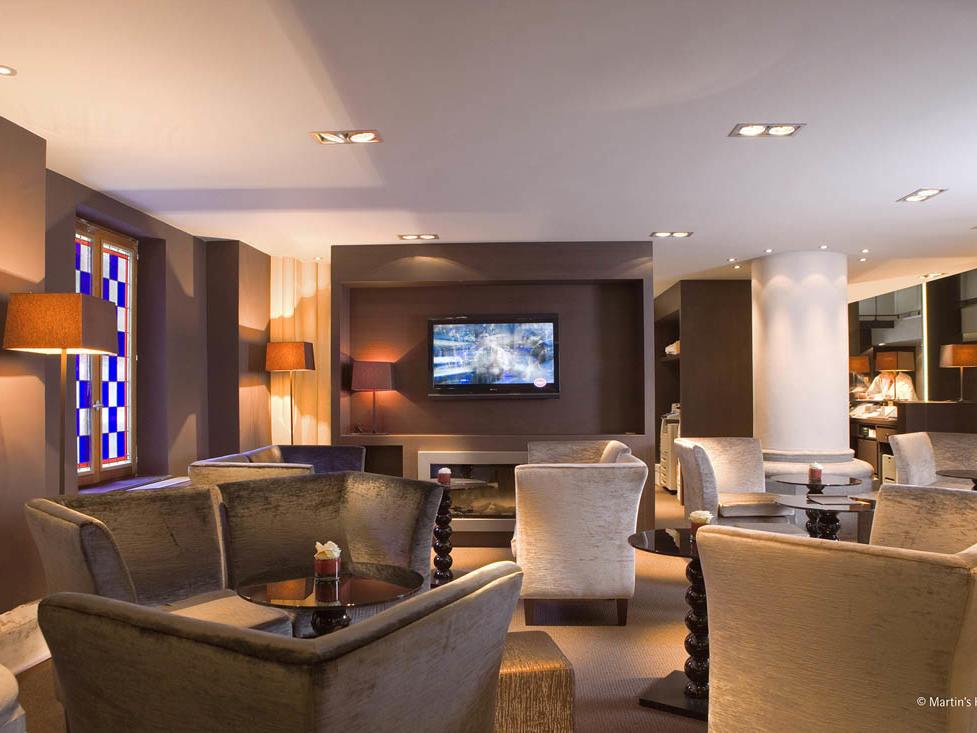 Martin's Patershof Lobby Lounge