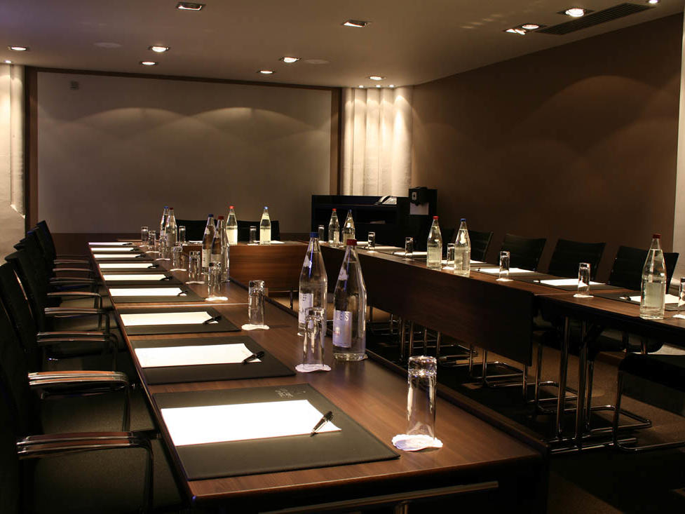 Martin's Patershof meeting room