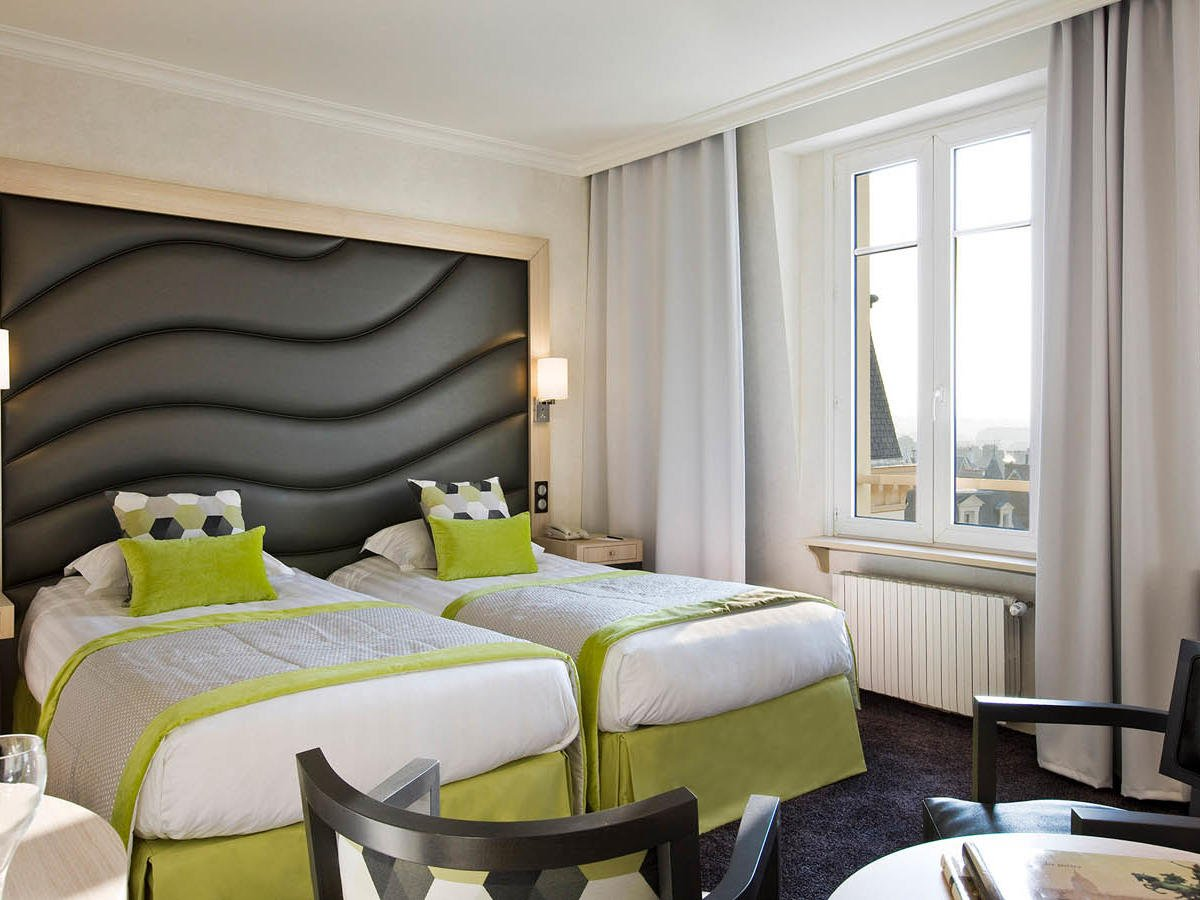 Escale Superieure at Grand Hotel des Ther
