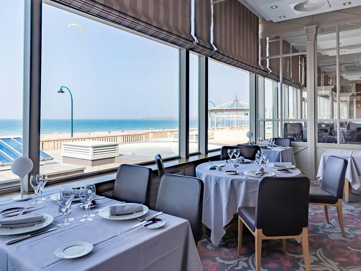 Le Cap-Horn Gastronomique at Grand Hotel des Thermes