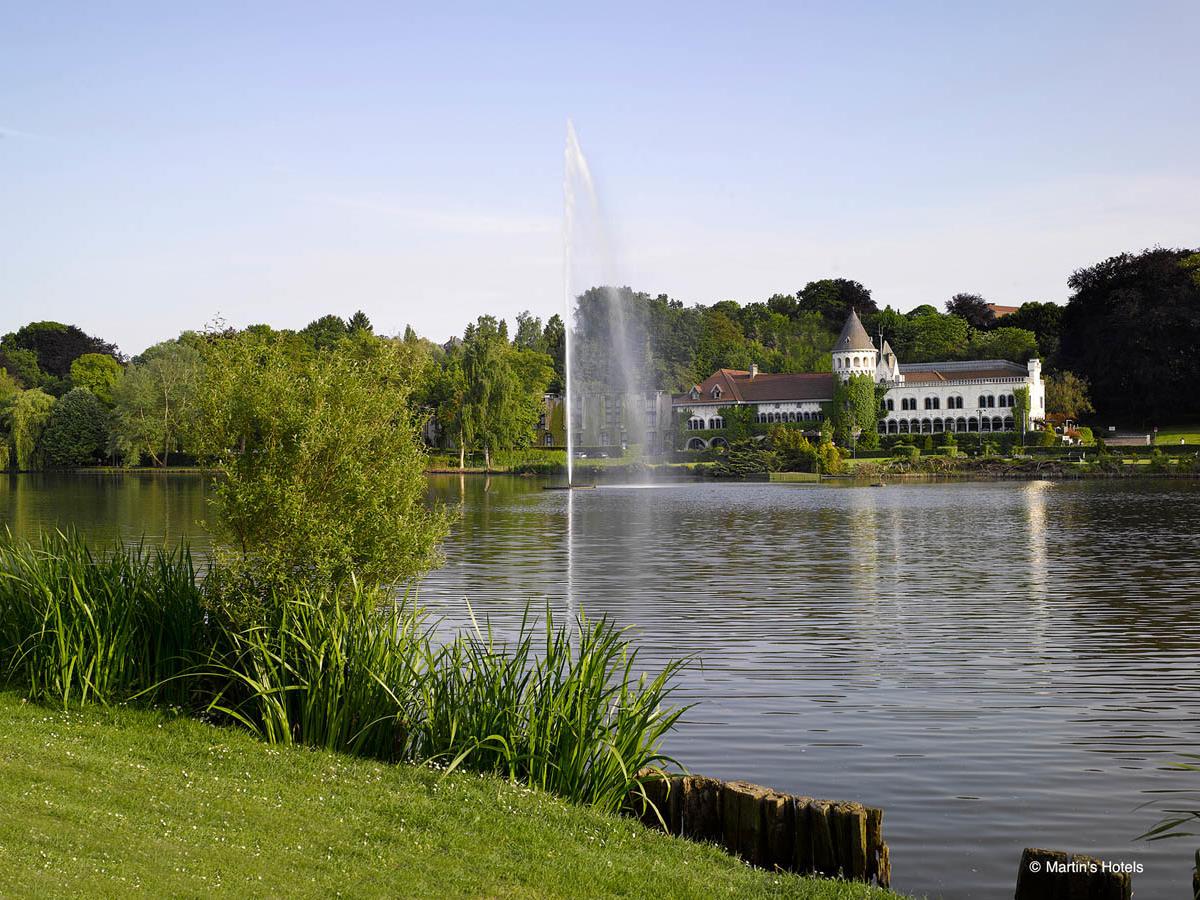 Château du Lac setting