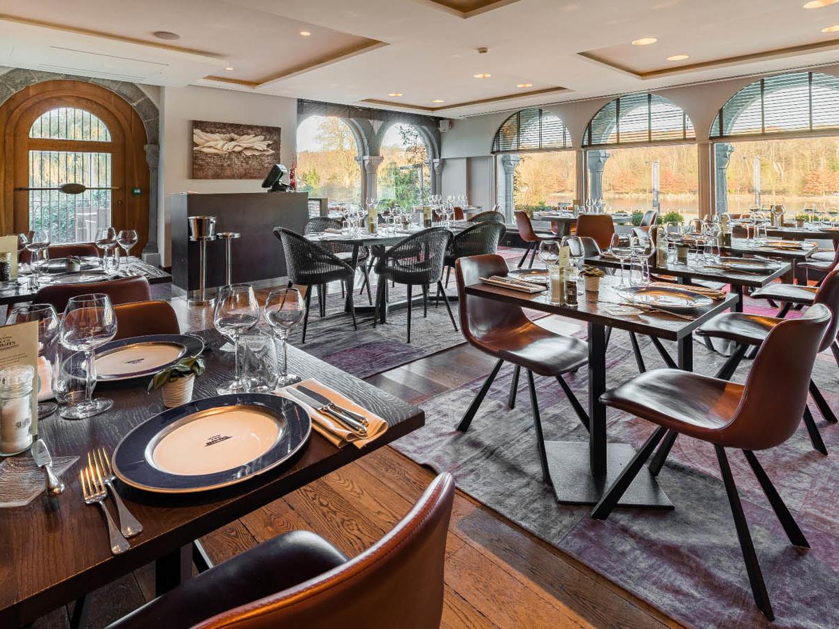 Genval Les Bains Restaurant Martin Chateau du Lac
