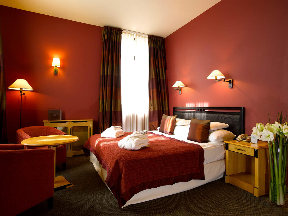 Charming Bed Martins Grand Hotel
