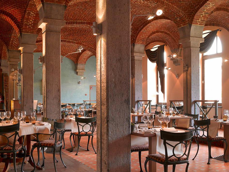 Restaurant Martins Grand Hotel