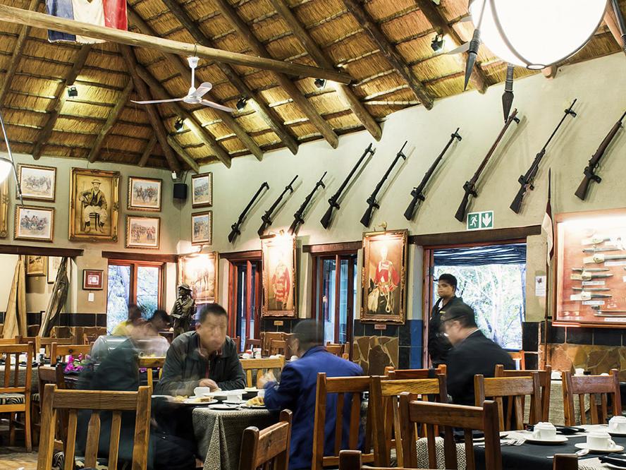 Armoury Restaurant