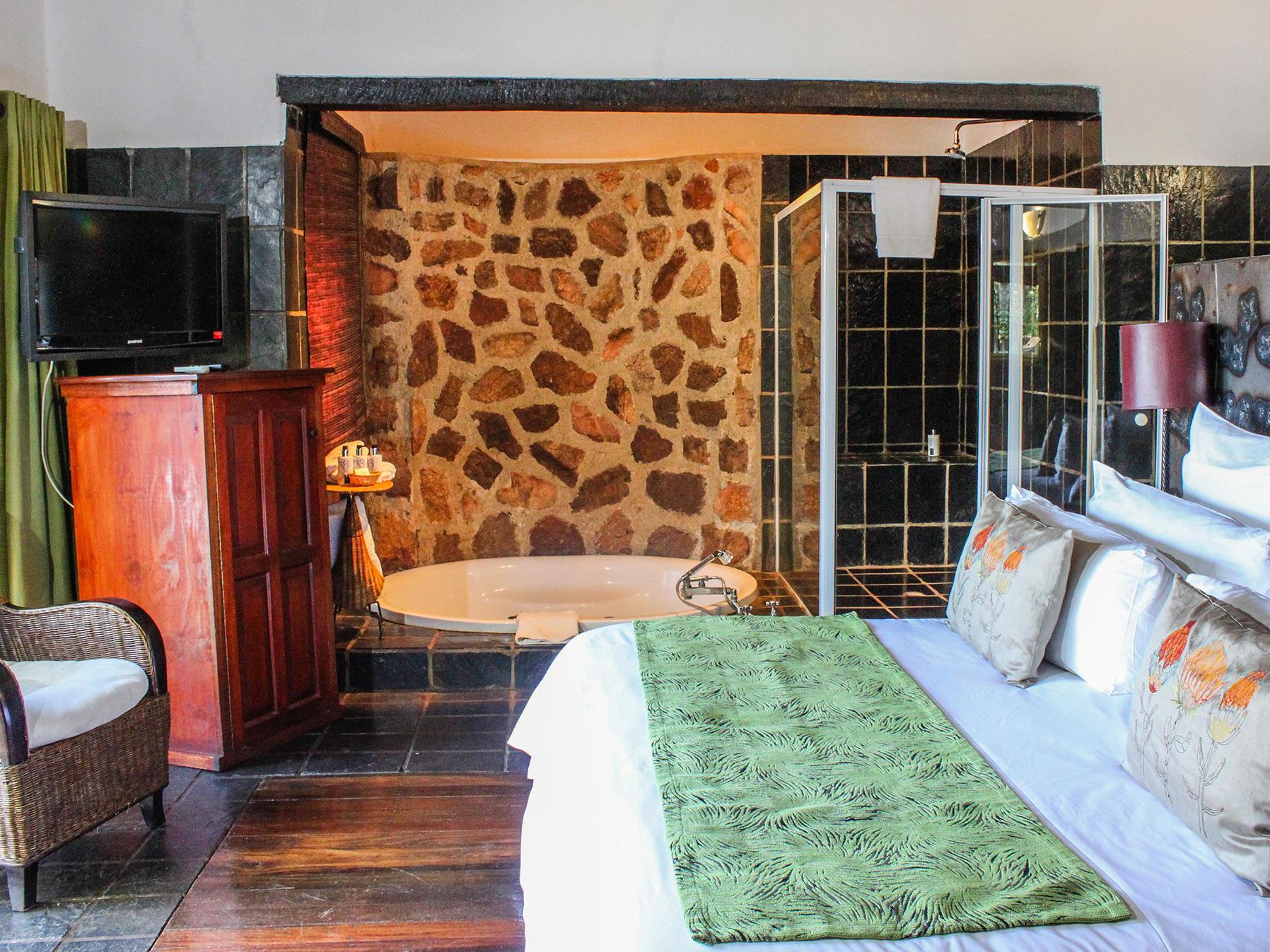 Kedar Lake side Suite