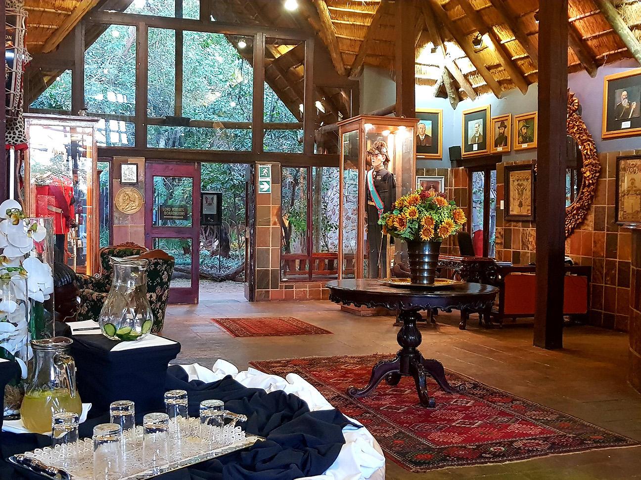 Kedar Reception
