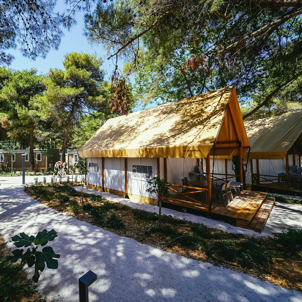 Exterior at Falkensteiner Premium Camping Zadar