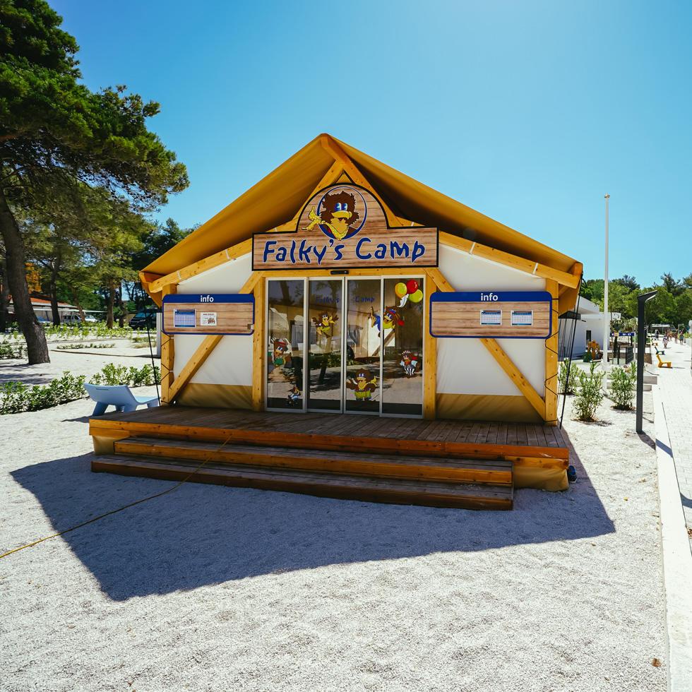 Falkyland at Falkensteiner Premium Camping Zadar