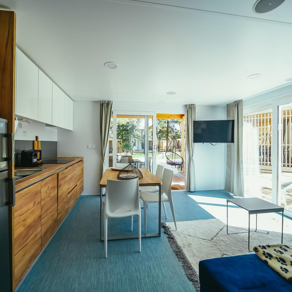 Camping Family Home Plus Rooms at Falkensteiner Premium Camping Zadar