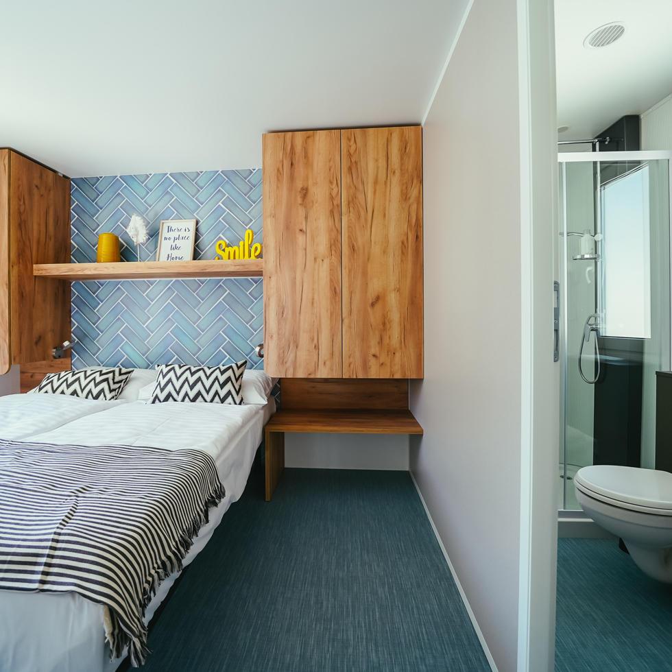 Camping Family Home Rooms at Falkensteiner Premium Camping Zadar