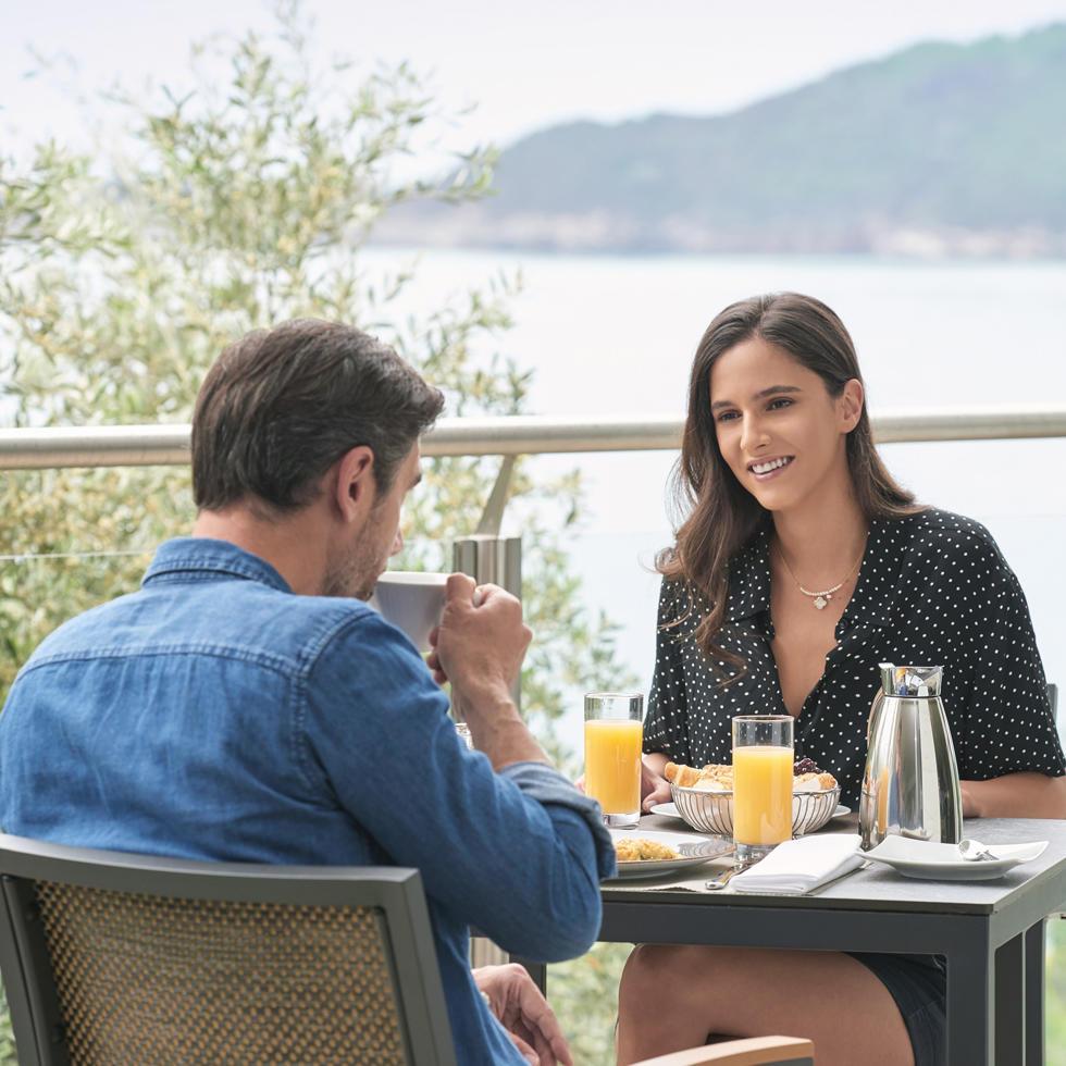 Restaurants & Bars at Falkensteiner Hotel Montenegro