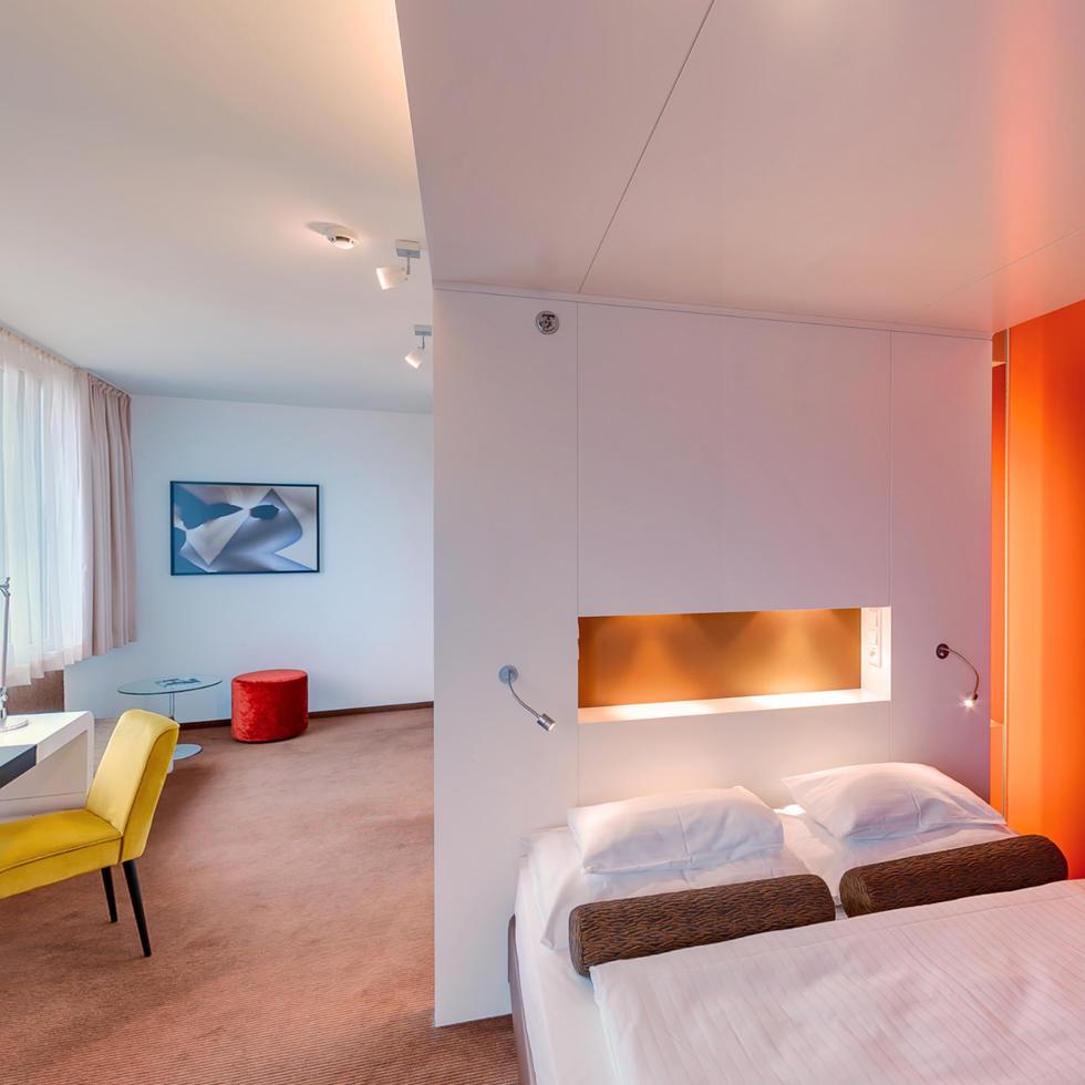 Comfort Room at Falkensteiner Hotel Bratislava