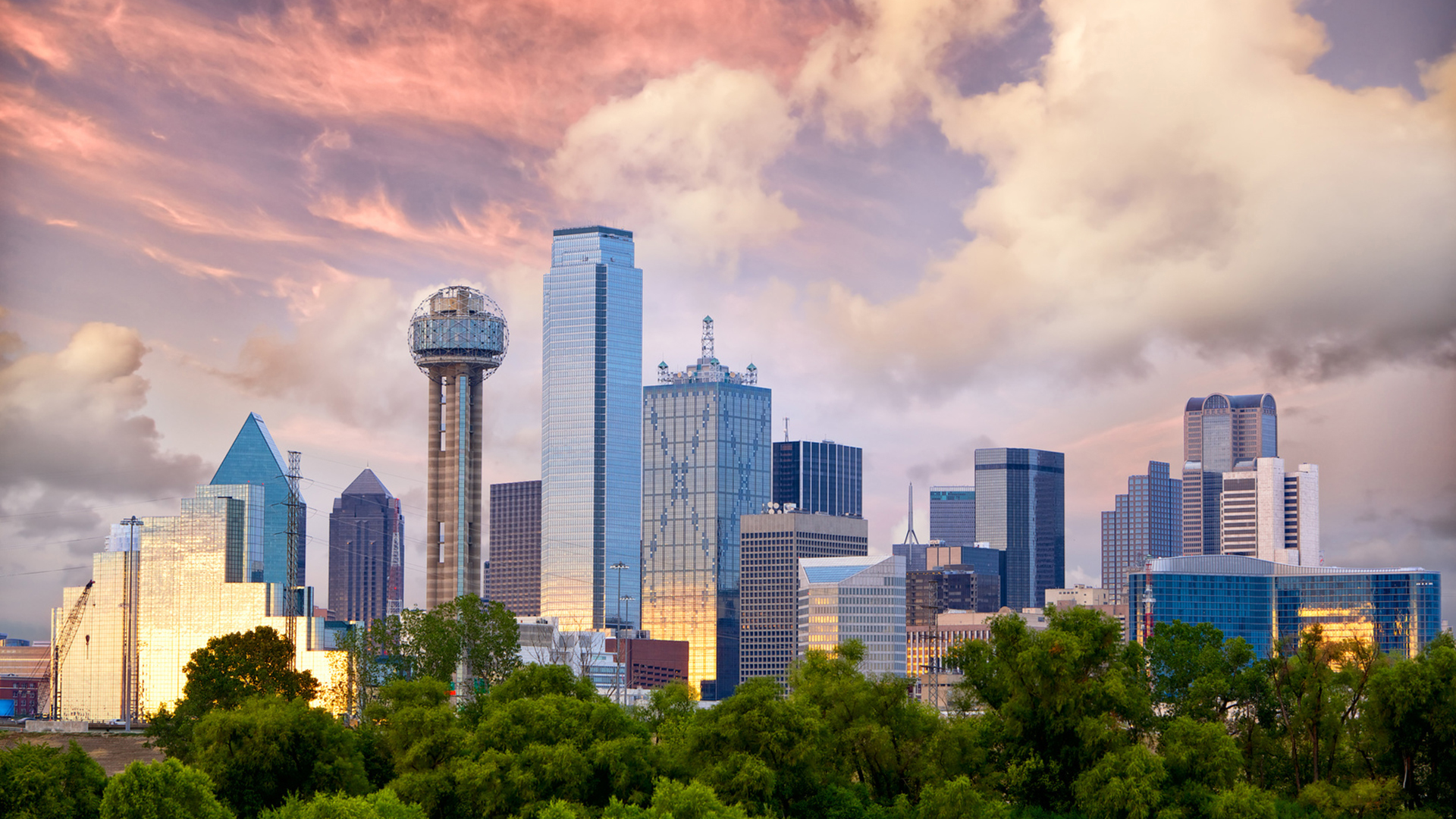 Dallas_skyline_spring
