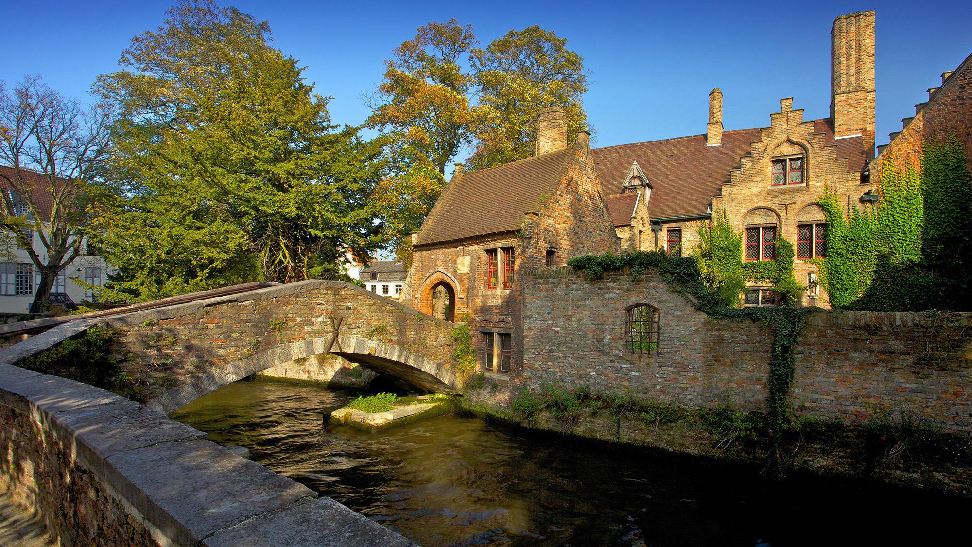 Bruges city