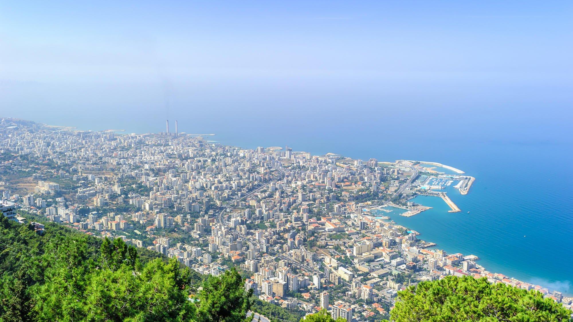 Beirut_aerial view