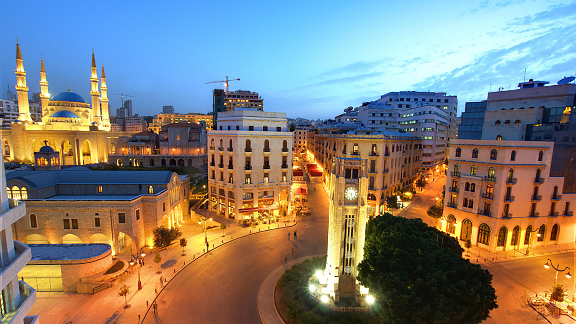 beirut mosquee