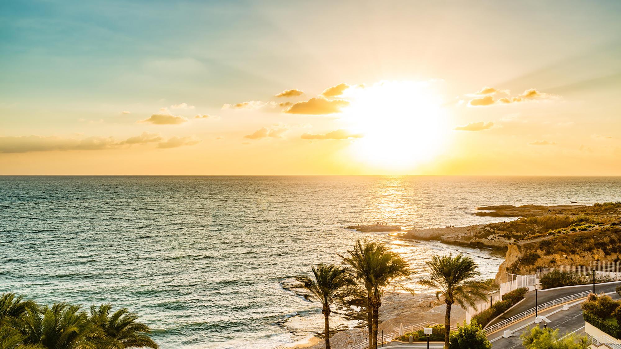Beirut_sunset