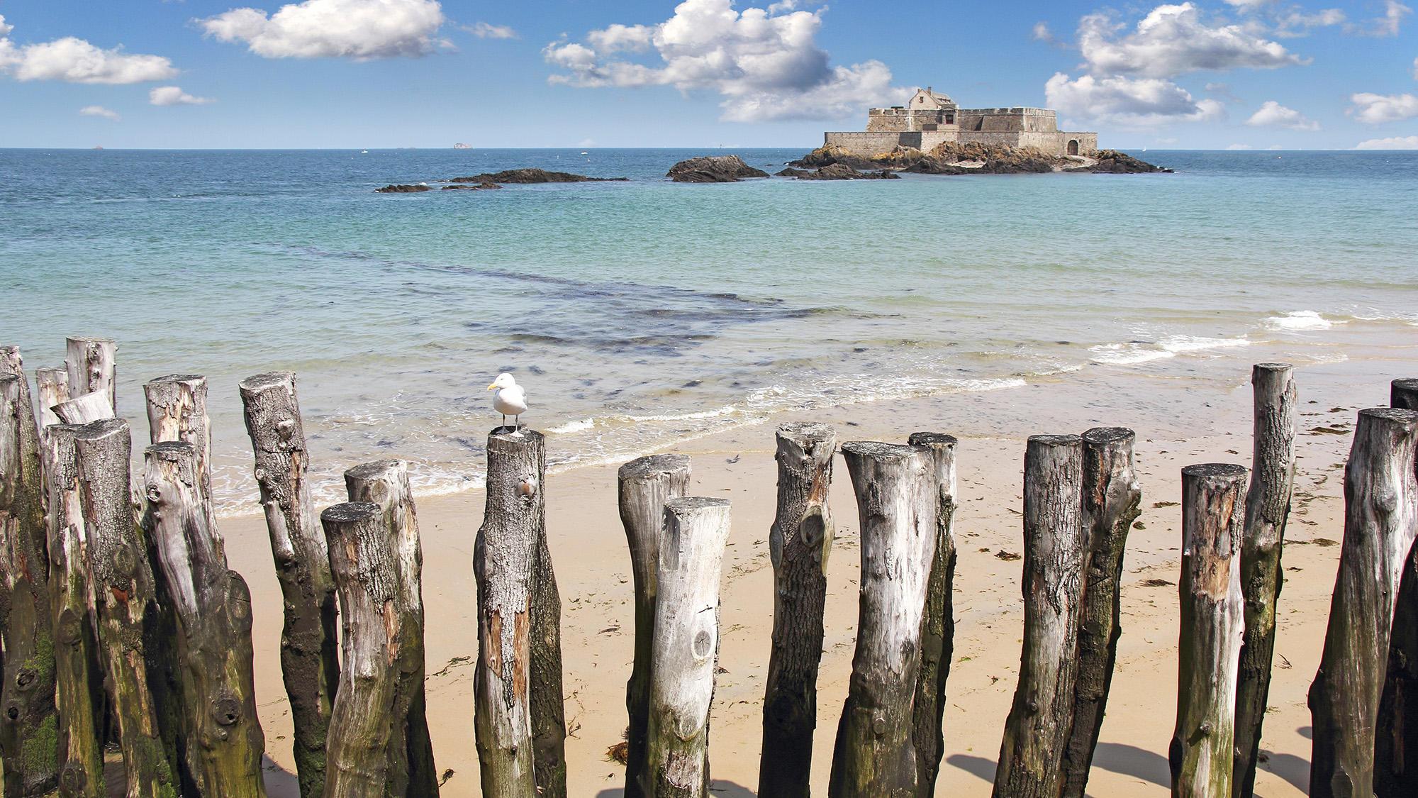 St-Malo -water