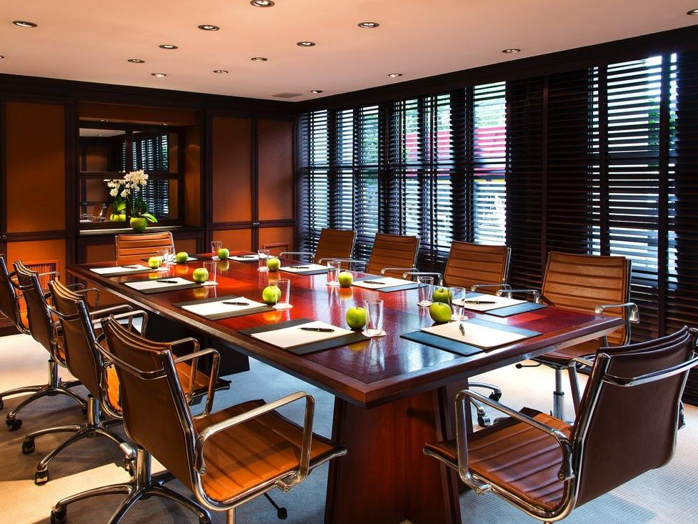 Meeting Room at Hotel Barsey by Warwick