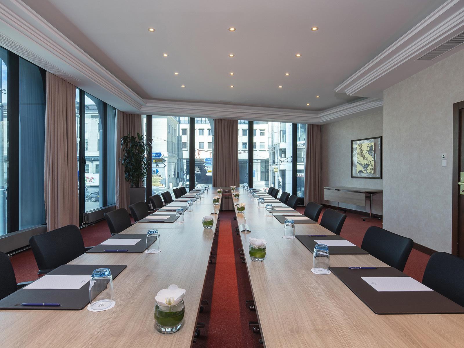 Meeting Room Rigi and Cervin