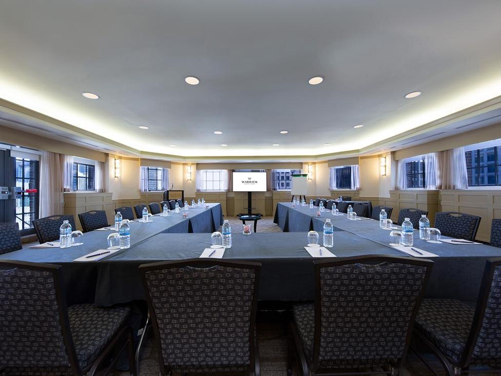 Michigan Boardroom U Shape