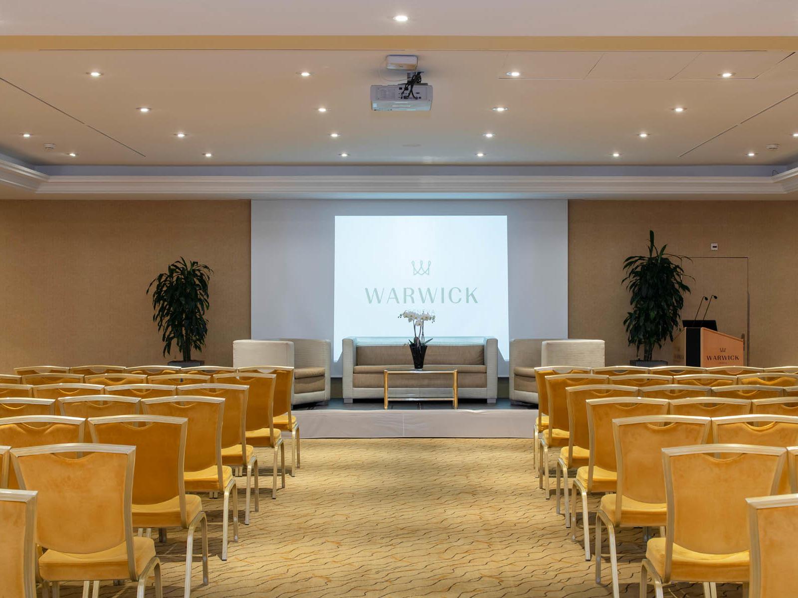 Meeting Room Montblanc at Warwick Geneva