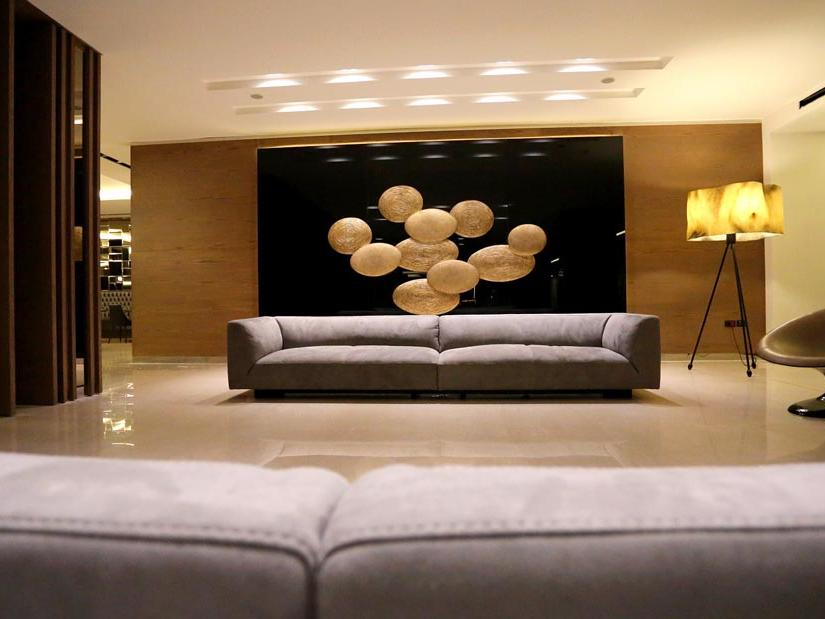 Lobby at Mist Hotel and Spa