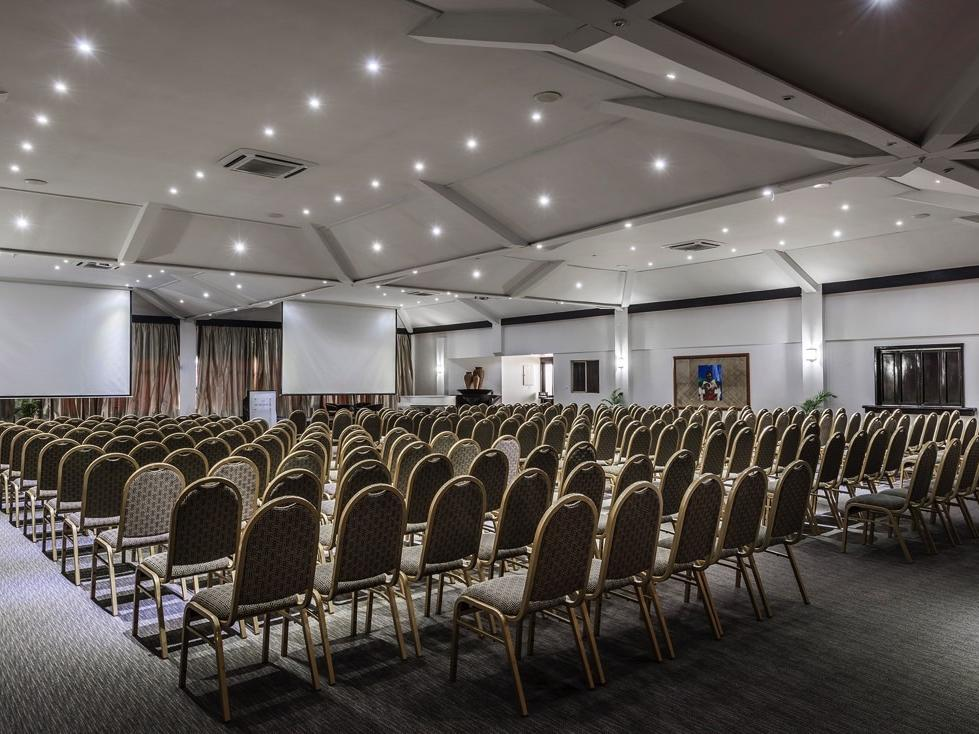 Talanoa Conference Room Theatre Shape at Warwick Fiji