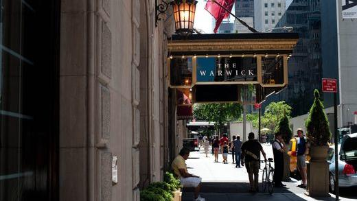 Warwick and Macy's Shopping Experience offer details