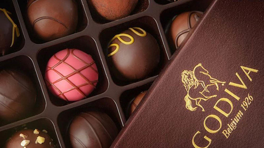 Offers Godiva Chocolate Warwick Brussels