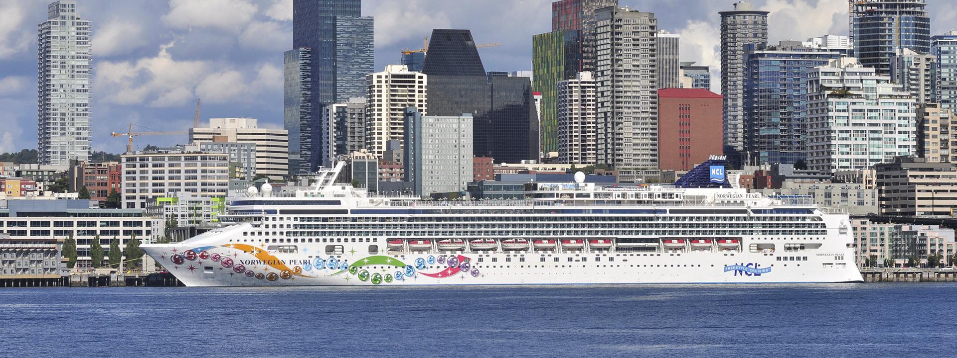 Ship in Seattle