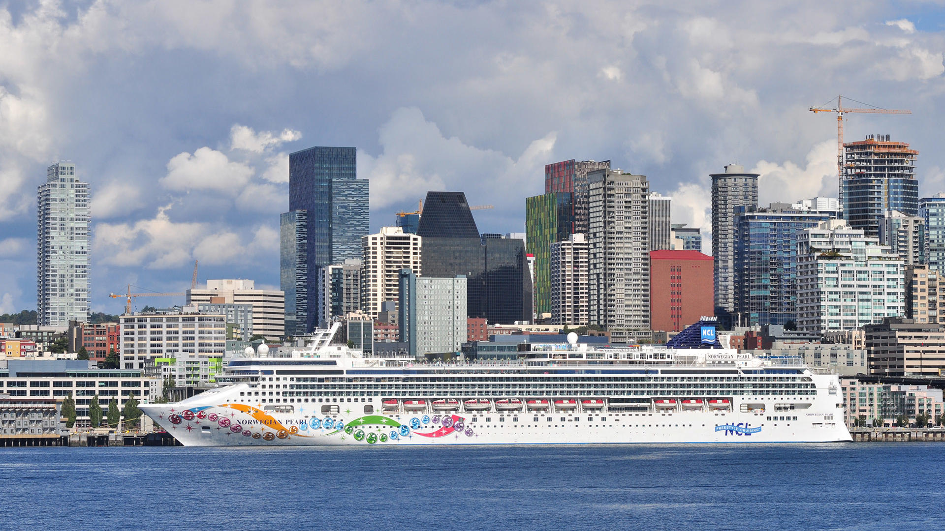 Ship in Seattle
