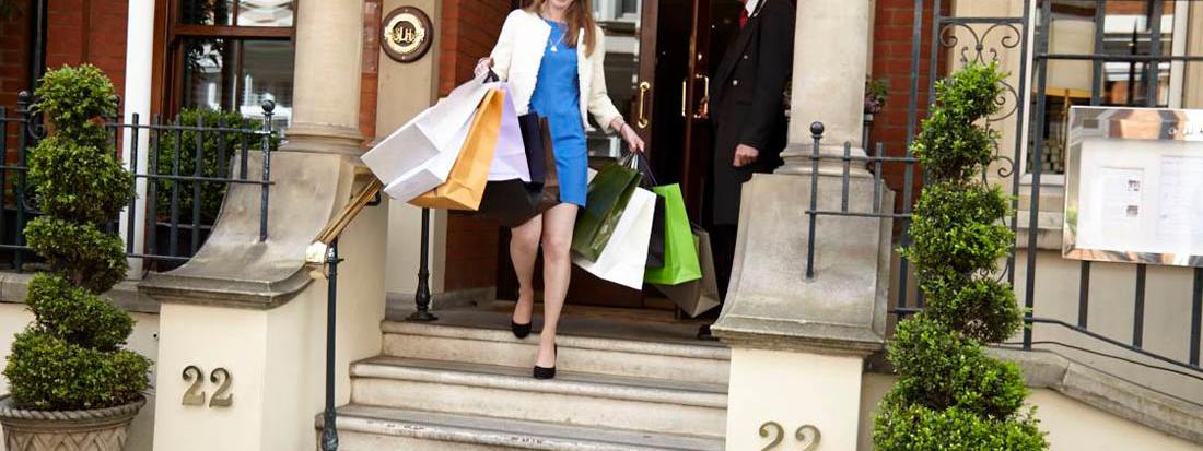 Shop Until You Drop Offer The Levin