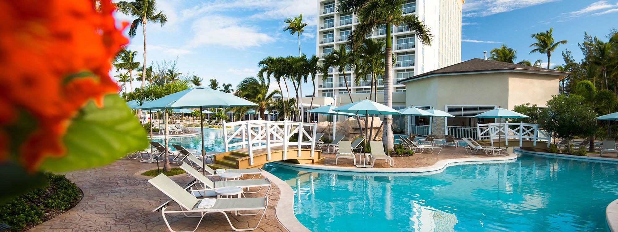 Warwick Bahamas - Pool