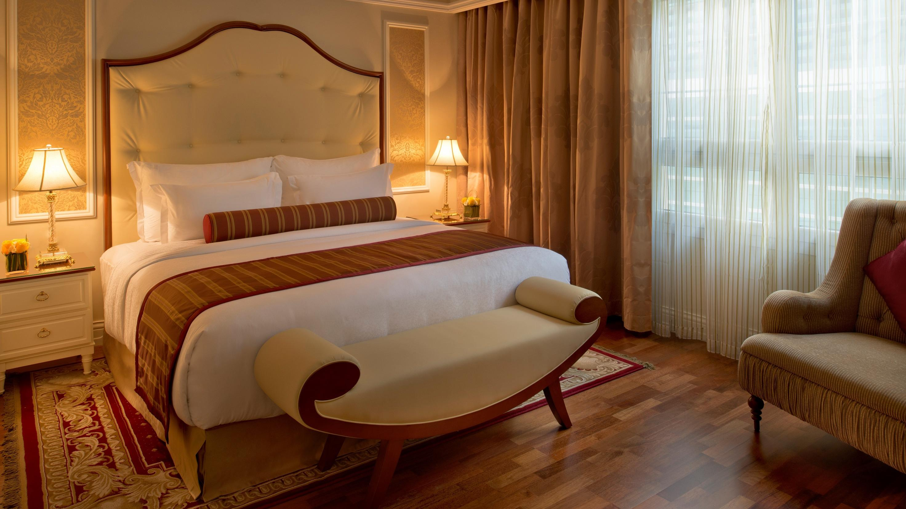 Superior Room Warwick Doha