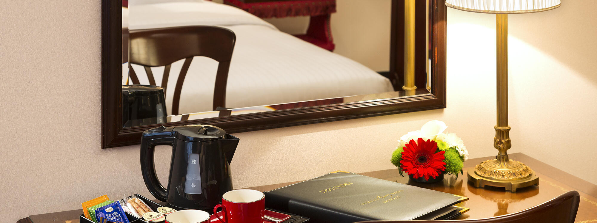 Classic Room Hotel Barsey by Warwick