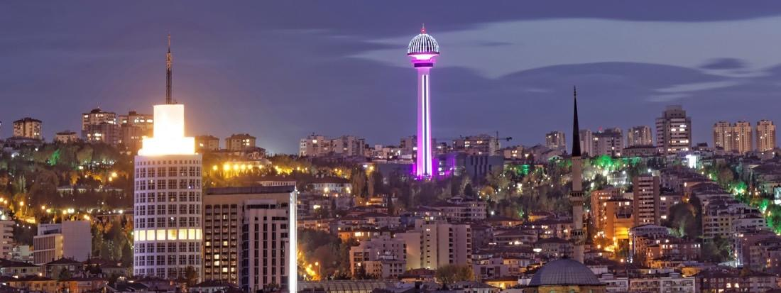 Ankara by Night