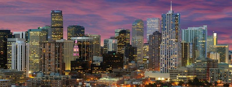 Downtown Denver at Warwick Denver