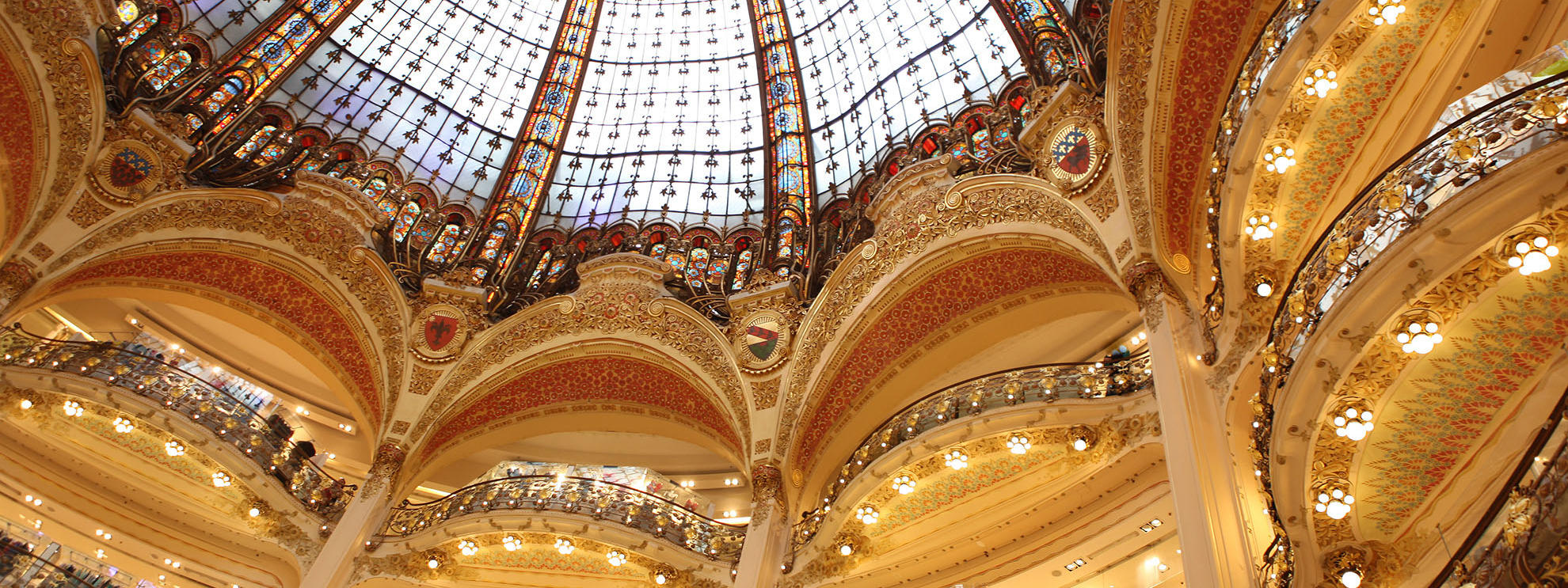 Explore Paris Lafayette