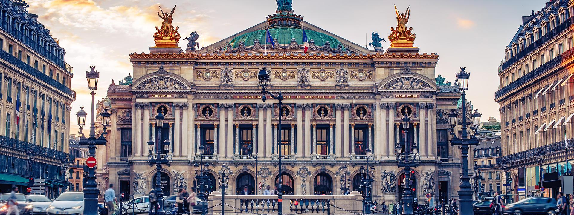 Explore Paris Opera