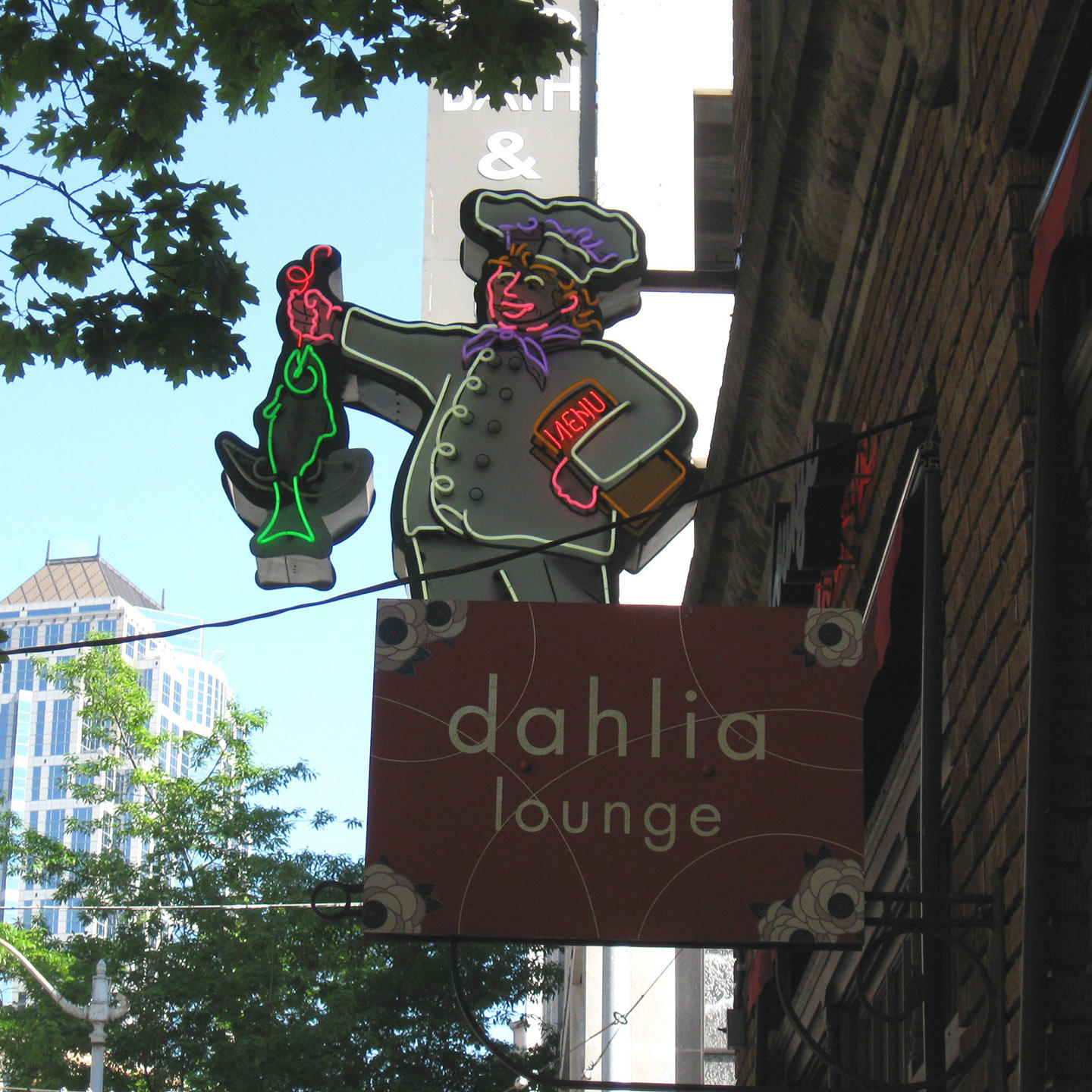 Dahlia Lounge in Seattle 4th Avenue