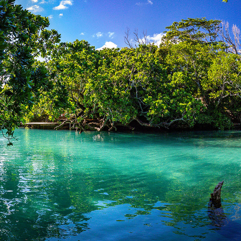 Blue Lagoon Vanuatu